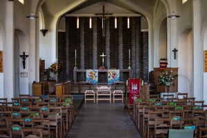 Rev. Cat's First Mass & St. Thomas Patronal Festival