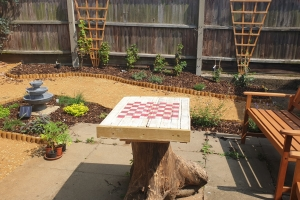 St. Thomas Community Peace Garden